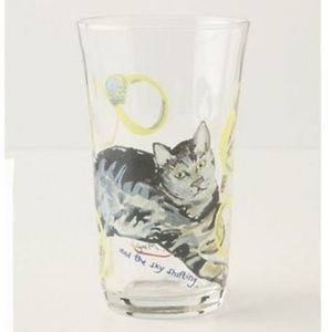 "RARE! Anthro ""Dream Chatter Collection"" Tumbler"